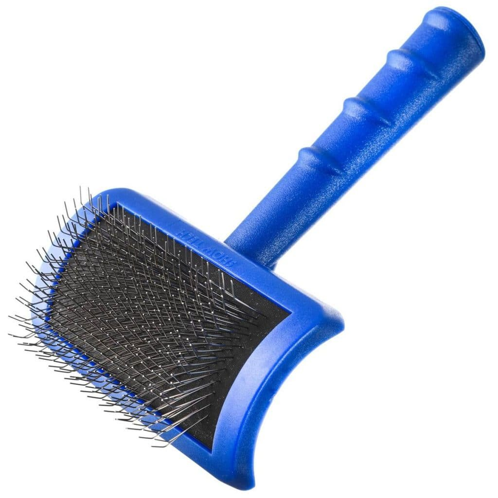 dog slicker brush for siberian husky
